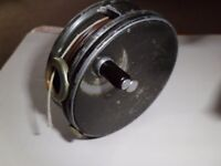 Hardy fly fishing reel - Perfect - 3 & 5/8 with Agate line guard