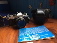 Olympus SLR Camera.