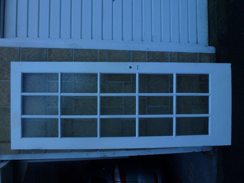Glass panel interior door white buy sale and trade ads for 15 panel interior door