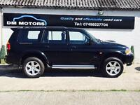 Mitsubishi shogun Sport 2.5 TD Warrior 2004 IDEAL FAMILY JEEP!