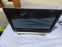 HP TOUCHSMART 520 PC ALL IN ONE COMPUTER SPARES OR REPAIR