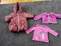 Designer (Little Marc Jacobs) baby girl clothes 3-6 months