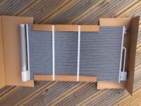 BRAND NEW AIR CON RAD CONDITIONING RADIATOR CONDENSER VAUXHALL CORSA/ADAM - FIAT GRANDE