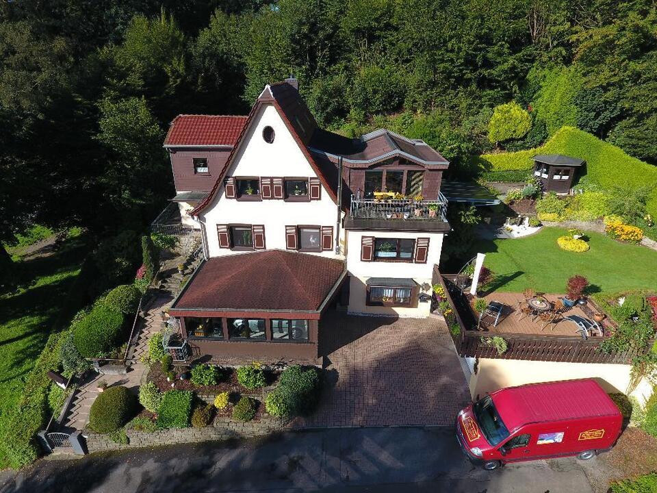 Hochzeitsbilder aus der Luft in Nordrhein-Westfalen - Kürten