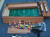 Football table ( foosball)