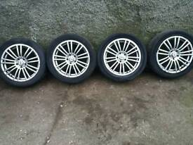 4 ford wheels