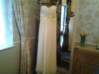 Ladies Bridesmaid Dress.