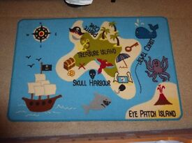 Kids Pirate theme bedroom accesories