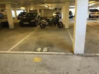 Fulham Parking Space in Underground Car Park
