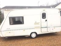 Elddis chiltington with motor mover and everything you need