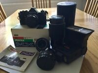 Pentax 35mm equipment for sale