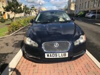Excellent condition Jaguar XF premium luxury 2009 model, only 2 owners and 61k miles driven