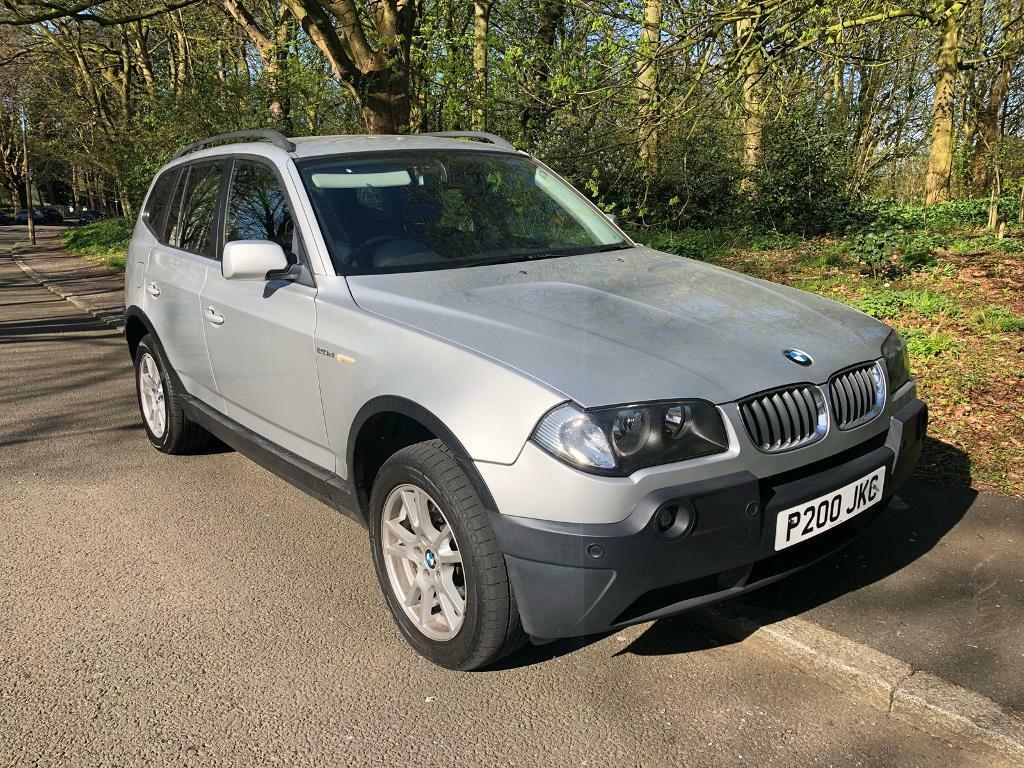 Bmw X3 2 0 Diesel Come With Private Plate And 12 Months Mot In