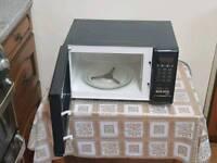 Sharp Digital Microwave