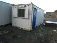 Shipping container 50/50 x20'