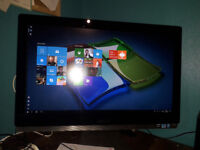 Asus 28 inch All In One Touch Screen Desktop PC