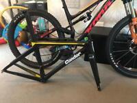 Full carbon road bike frame