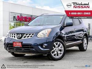 2013 Nissan Rogue SL/AWD/NAV/SUNROOF /LTHR HTD SEATS/CAMERAS