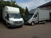 Courier Service, Man And Van, House Removals, Haulage Work