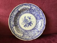 Spode Blue Room Collection Dinner Plate 'Floral'