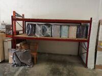 Warehouse Racking - Steel Framed - ONLY 40.00