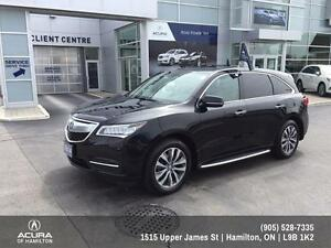 2014 Acura MDX Technology Package Tech Package