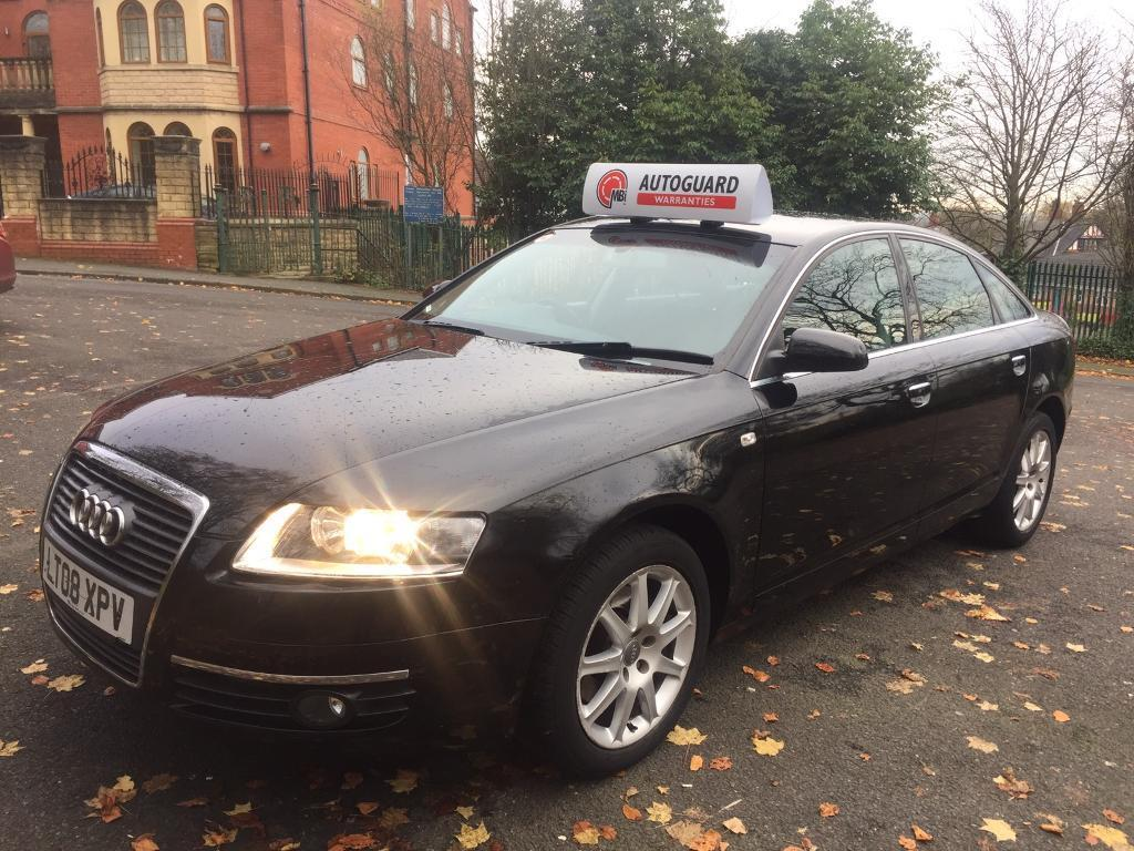 AUDI A6 S LINE ** 7 SPEED AUTOMATIC PEDAL SHIFTS SPORT **
