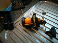 Pen fishing reel fore sale
