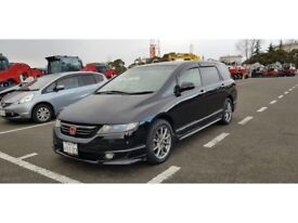 Honda Odyssey 2.4 5 Dr 7 seater