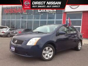 2009 Nissan Sentra 2.0-ONE OWNER-CLEAN CARPROOF IN VERY GOOD CON