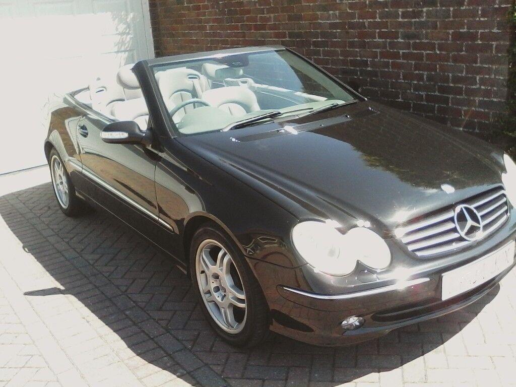 Mercedes CLK 320 - 1 Previous Owner - 87,740 Miles - Full MB SH
