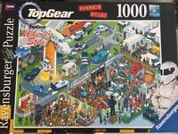 Top gear 'where's stig' jigsaw