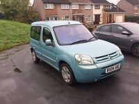 Ramp for wheelchair access ,diesel Citroen berlingo,12 months mot ,px welcome