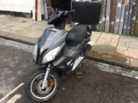 Direct Bikes ZN50QT 50cc Drives immaculate 1 Former Keeper Honda 2016