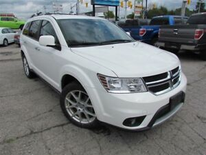 2017 Dodge Journey GT | LEATHER | 7PASS | AWD | ONE OWNER