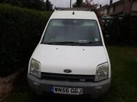 Ford Transit Connect, 56 Plate, £110k, MOT 12/18