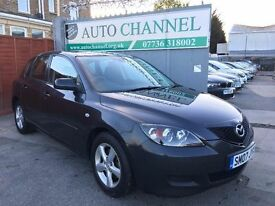 Mazda3 1.6 TS Hatchback 5dr Petrol Manual (162 g/km, 103 bhp)£2,495 1 Year free warranty. New mot