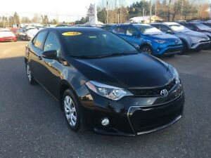 2014 Toyota Corolla S ONLY $139 BIWEEKLY WITH $0 DOWN!