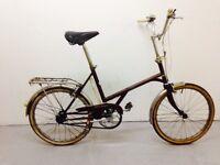 Dawes shopper bike complete original condition