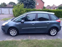 2007 Citroen C4 Picasso Auto One Former Keeper Great Family Car