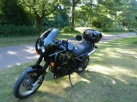 Triumph Tiger 900 Steamer