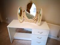 Dressing Table and Unit