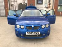 MG ZT 2.5 190, TRADE SALE, NEW TIMING BELT, NEW CLUTCH, FULL HISTORY