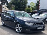 Saab 9-3 1.9 TiD Vector SportWagon AUTOMATIC FULL SERVICE HISTORY 3 MONTHS WARRANTY CAMBELT CHANGED