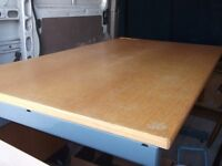 large office desk come table
