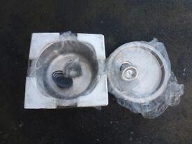 New Round Bowl Sink & Drainer