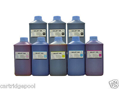 8 Liter refill ink for Canon PIXMA PRO-100 printer CLI-42 cartridge 8x1000ml for sale  Shipping to India