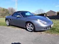 Porsche, BOXSTER S, Convertible, 2001, Automatic, 3179 (cc), 2 doors