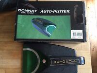 Golf Auto Putter