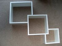 White --What Not display shelf